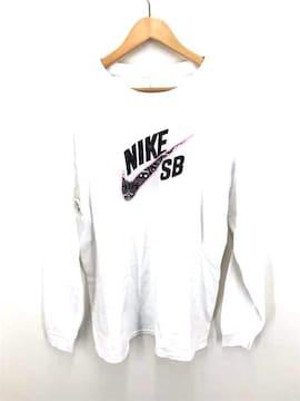 NIKE SB(ナイキ エスビー)LONGSLEEVE T-SHIRTクルーネックTシャツ