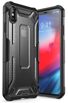 iPhone XS Max ケース ワイヤレス充電 米軍規格