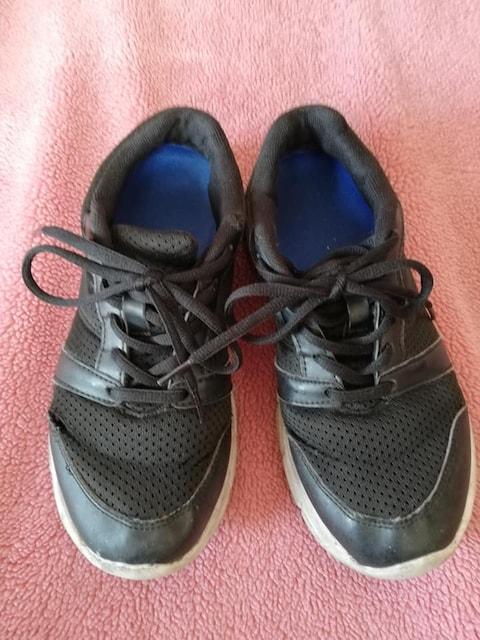 中古処分◆フィットネス用品 ジムで使用のスポーツ専用シューズ 靴 軽量
