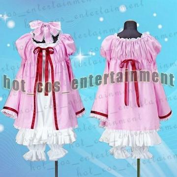 ローゼンメイデン 雛苺風 コスプレ衣装