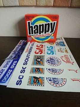 SAS祭り�L新品 未開封 サザンオールスターズ HAPPY! 限定版+お