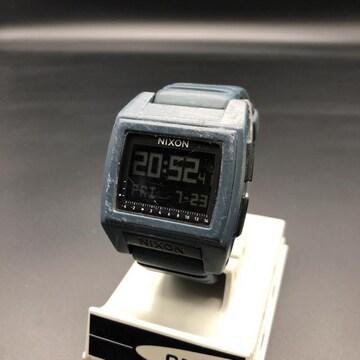即決 NIXON ニクソン BASE TIDE PRO 腕時計