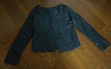 合皮 新品 ジャケット