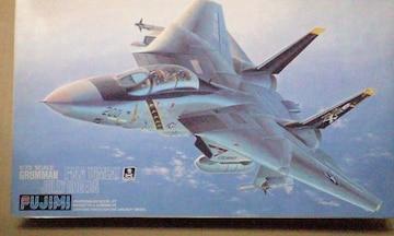 1/72 フジミ アメリカ海軍 F-14Aトムキャット ジョリーロジャース