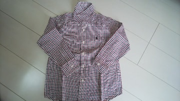 ラルフローレン 長袖シャツ 120