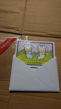 ご当地キャラ 伊豆大島 牛キャラクターパズル