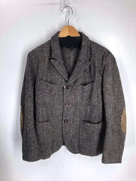 Engineered Garments(エンジニアードガーメンツ)BEDFORD JACKET GREY WOOL