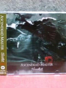 [送料無料・初回限定盤] ヴェルサイユ/ASCENDEAD MASTER/CD+DVD