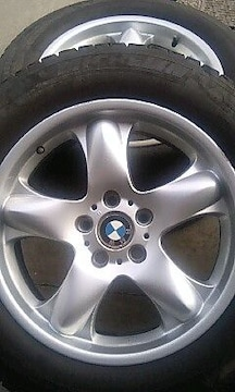 255/55R18ミシュランX-ICE BMW X5純正8.5x18☆4本スタッドレス