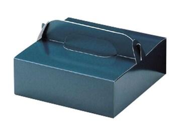 V-day タルトケーキ ボックス20cm ブルー
