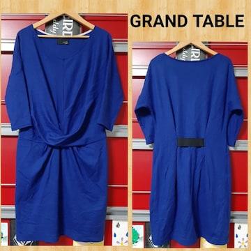 購入22000円 GRAND TABLE グランターブル ワンピース ウール 9号