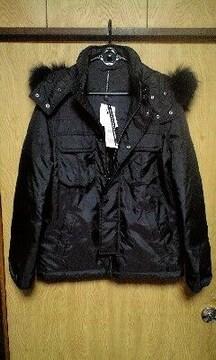 新品ブラックバレットbyニールバレットN2B型ダウンジャケット2