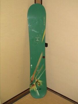 良好!ホットワックス塗り渡し BURTON MOTION56 スノーボード