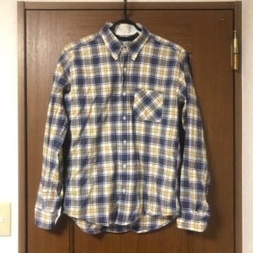 即決 TK 長袖シャツ チェックシャツ