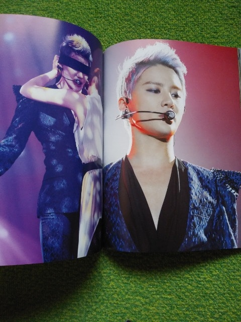 ☆XIA☆1ST ASIA TOUR CONCERT TARANTALLEGRA写真集♪ < タレントグッズの
