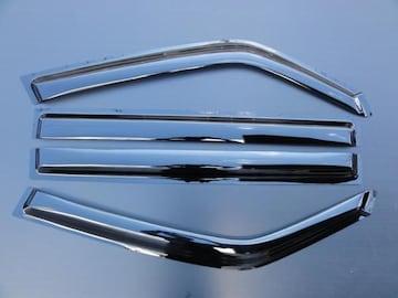 三菱 ドアバイザー/サイドバイザー パジェロ V8#系V9#系