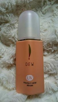 DEW◆プロテクトデュウ日焼け止め美容液・化粧下地