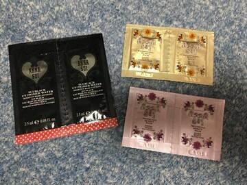 新品未使用アナスイANNA SUI化粧下地ファンデーション日焼け止め