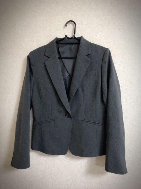 スーツ3点セット!9号 < 女性ファッションの
