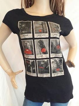 CLASS シティ プリント Tシャツ 大きいサイズ