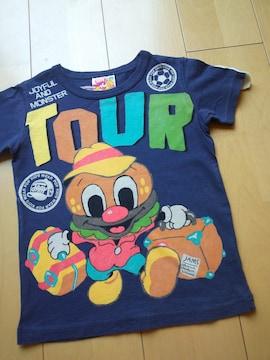 中古バーガーTシャツ120JAM