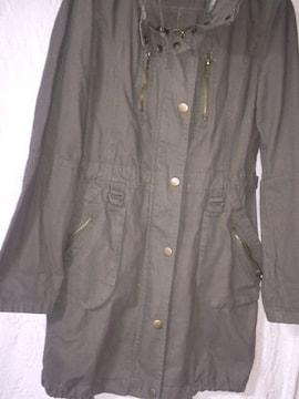 Dosch ドスチ ミリタリージャケット モッズコートLサイズ