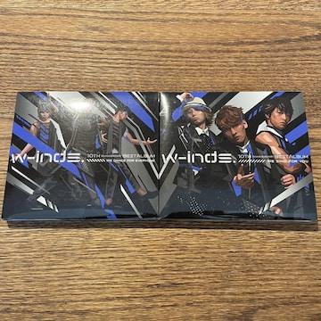 【w-inds.】10TH ANNIVERSARY BEST ALBUM