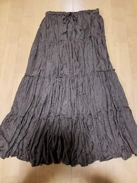 ◆shellray◆マキシロングスカート◆