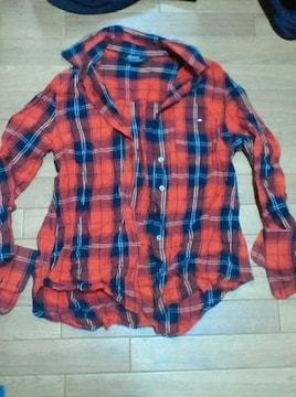 Moussy(マウジー) チェックシャツ