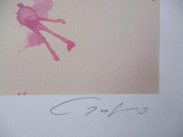 「ピンクレディー」の限定版画、エディション、直筆サインあり < ホビーの