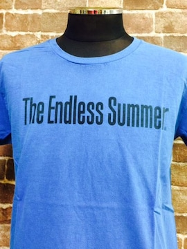 定価¥3990/新品!エンドレスサマー TES サーフプリント Tシャツ USA映画 サーファー