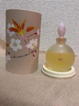 資生堂 1988年 花椿 感謝品 特製フレグランス 花桜 香水 50ml