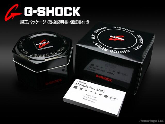 送料無料 G-SHOCK CASIO カシオ デジタル腕時計 ネイビー < 男性アクセサリー/時計の