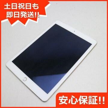 ●良品中古●docomo iPad Air 2 Cellular 32GB ゴールド●
