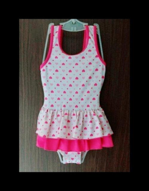 C3023 スポーツウェア/kanfa girls swimwear  < キッズ/ベビーの