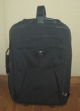 フランス製LONGCHAMP旅行バッグキャスター付き
