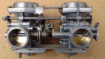 GS400 押しキャブ良品GT380CBX400Z400FX引きキャブ エンジン マフラー