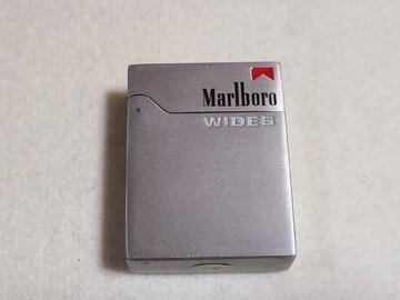 送料無料/マールボロ 赤マル火消し付きメタル携帯灰皿 非売品