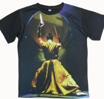 新品和柄 Tシャツ 鯉 ストレッチフィット ストリートウエア #82
