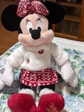 ディズニーストアのミニーマウスです。