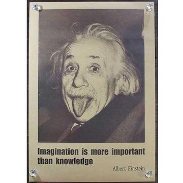 新品【ポスター】Albert Einstein/アインシュタイン