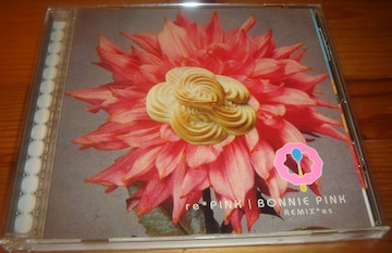 BONNIE PINK ボニーピンク - re*PINK CD