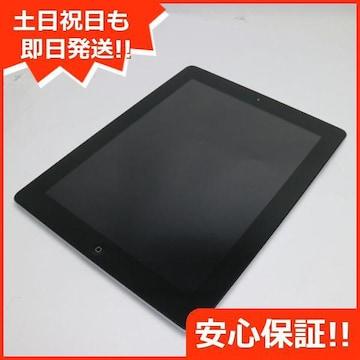 ●美品●iPad第3世代Wi-Fi16GB ブラック●