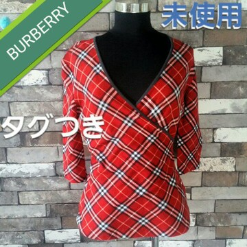 BURBERRY カットソー