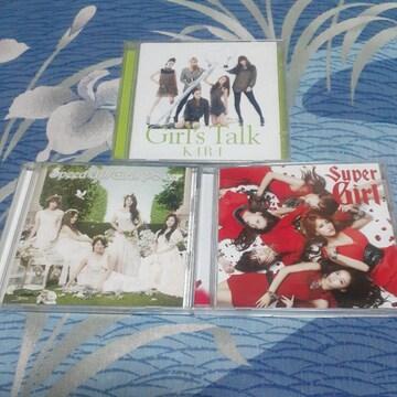 KARA/ CD 3枚セット