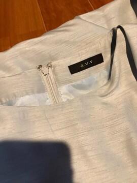 アーヴェヴェ ワンピース ドレス LLサイズ 新品