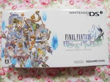 新品限定DSi同梱FFクリスタルクロニクル エコー・オブ・タイム