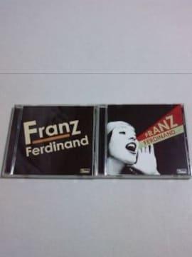 <送無>フランツ・フェルディナンドFranz Ferdinand国内盤×2美品