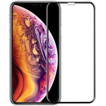 iPhone XS Max /Plus ガラスフィルム 2018最新版 6.5インチ対応