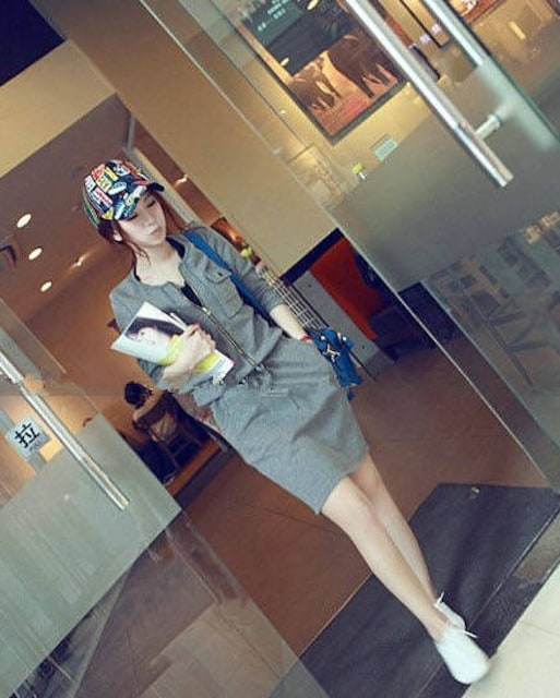 Y8293即決 新品 ワンピ エモダ マーキュリーデュオ しまむら ピンキー 好きに < 女性ファッションの
